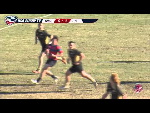 2013 USA Rugby College 7s National Championship: St Mary's vs Lindenwood