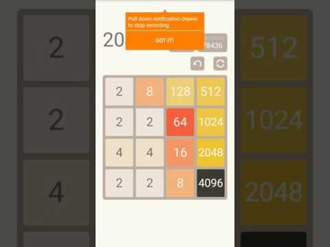 score 8192 wow 2048