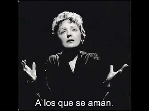 Edith Piaf-Hymne a lamour