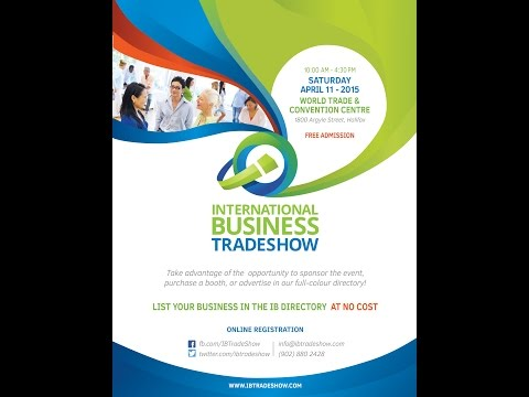 International Business Trade Show - April 11, 2015