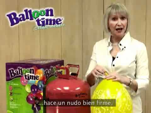 Como inflar globos de Latex.mpg