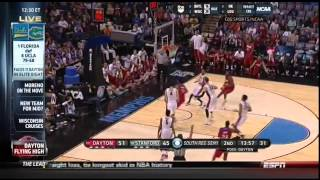 ESPN Highlights - Dayton 82, Stanford 72