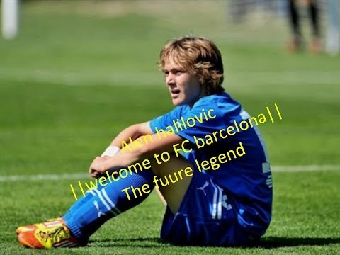 Alen Halilovic || Welcome To FC Barcelona B || A Future Legend