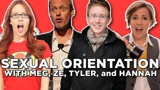 VlogBrothers: On Sexual Orientation, with Hannah, Ze, Tyler, and Meg