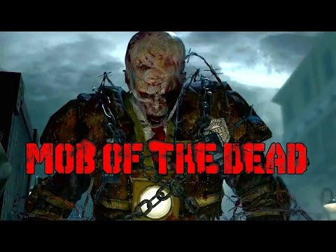 MOB OF THE DEAD: The Gangsters Return!▐ Call of Duty Black Ops 2 Zombies
