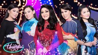 Hoàng Oanh, NQuỳnh, PNhung, TĐoan, MTVân - LK Lẻ Bóng & Ai Cho Tôi Tình Yêu | PBN 123