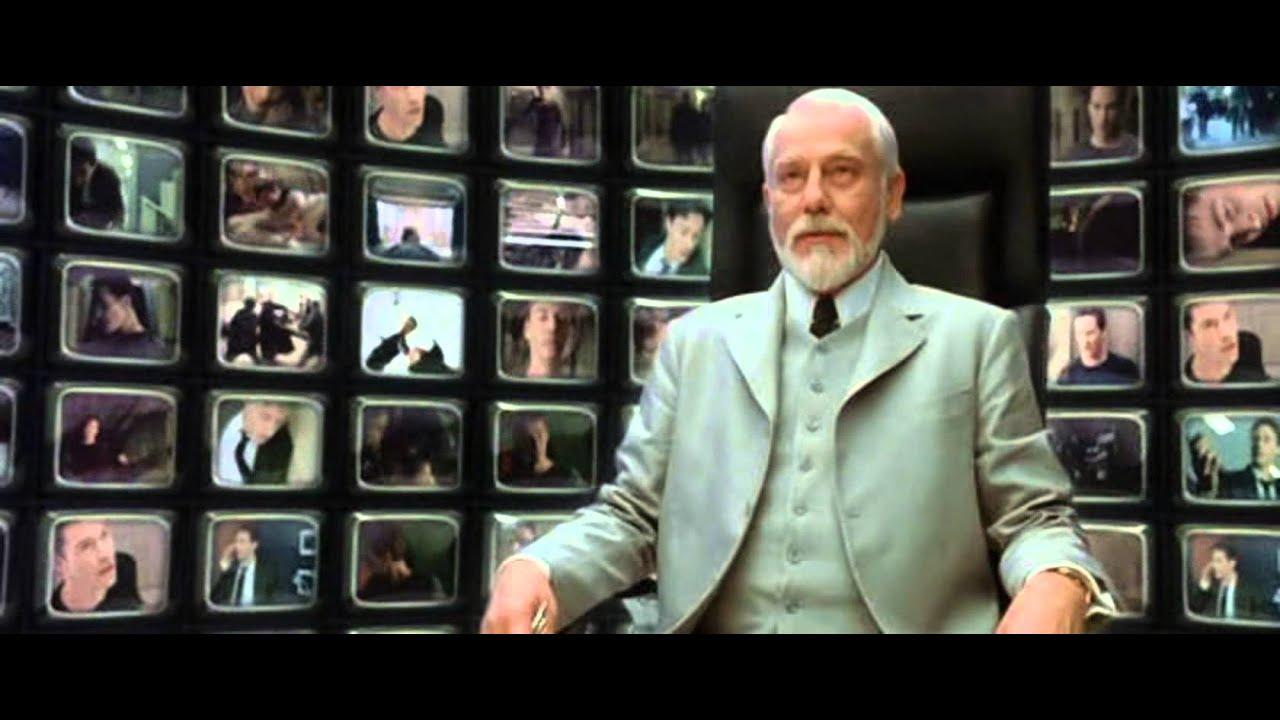 matrix architect scene youtube