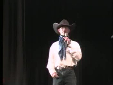 National Cowboy Poetry Gathering:
