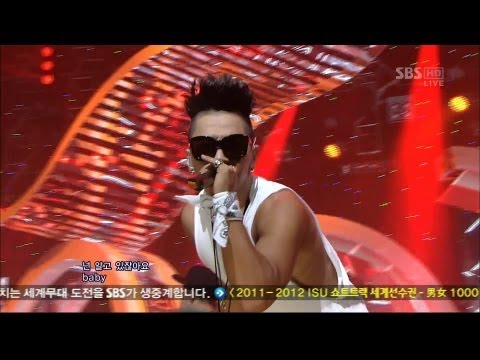 BIGBANG_0311_SBS Inkigayo_BAD BOY