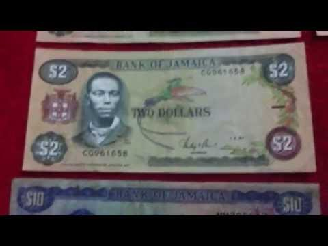 bank of Jamaica paper money
