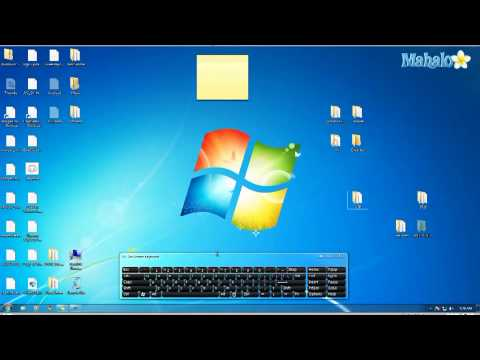 How to Quickly Arrange Icons in Windows 7>How to Quickly Arrange Icons in Windows 7