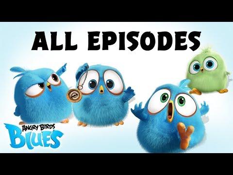 Angry Birds Blues - všetky epizódy