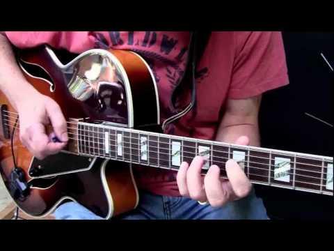 Moondance - Jazz Guitar