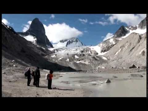 60 seconds in The Bugaboos