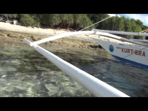 Travelsick Philippines Part 3 - Bohol offshore