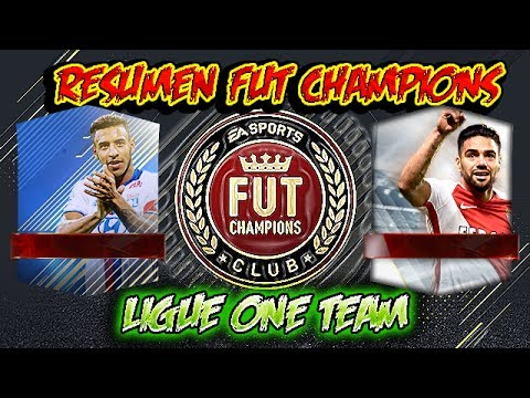 FIFA 17 RESUMEN FUT CHAMPIONS [LIGUE ONE TEAM]