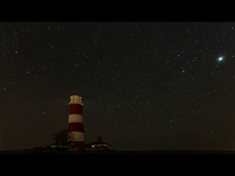 Happisburgh Lighthouse Time-lapse (LRT)