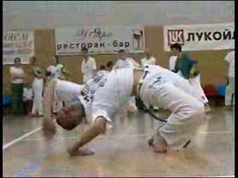 Espirito Capoeira. Mestre Barrão | Местре Бахао