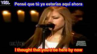 Avril Lavigne I'm With You ( SUBTITULADA EN ESPAÑOL