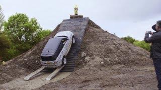 Testing for the Range Rover Sport Dragon Challenge
