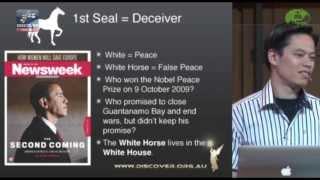Don't Read The Book Of Revelation! Pewahyuan Dari Kitab