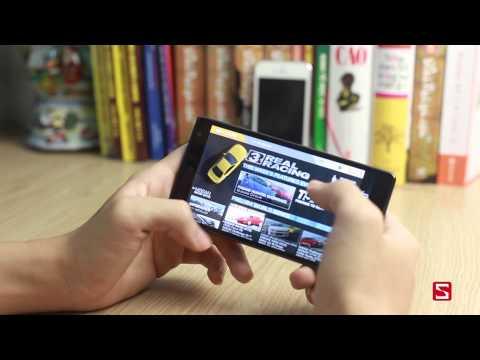Đánh giá chi tiết Sky S5 A840 - CellphoneS