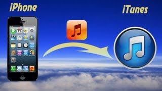 How To Transfer Music From IPhone To ITunes Or Get Music