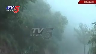 Low temperatures at Tirumala irks devotees