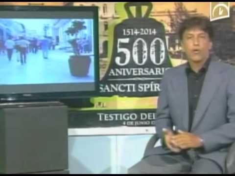 Cuba, Comenzaron los festejos por el aniversario 500 de la fundación de Sancti Spíritus