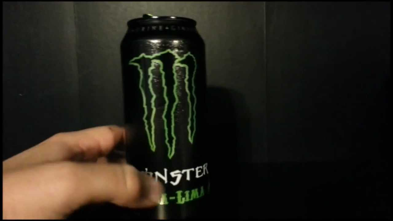 Cuba-Lima Review - Monster Energy Can Collection: U.S.A. - YouTube
