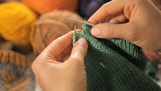 How To Bind Off In The Round Circular Knitting