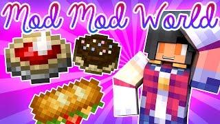 Minecraft | Sailor Macaroon! | Mod Mod World Ep.3 [Roleplay]