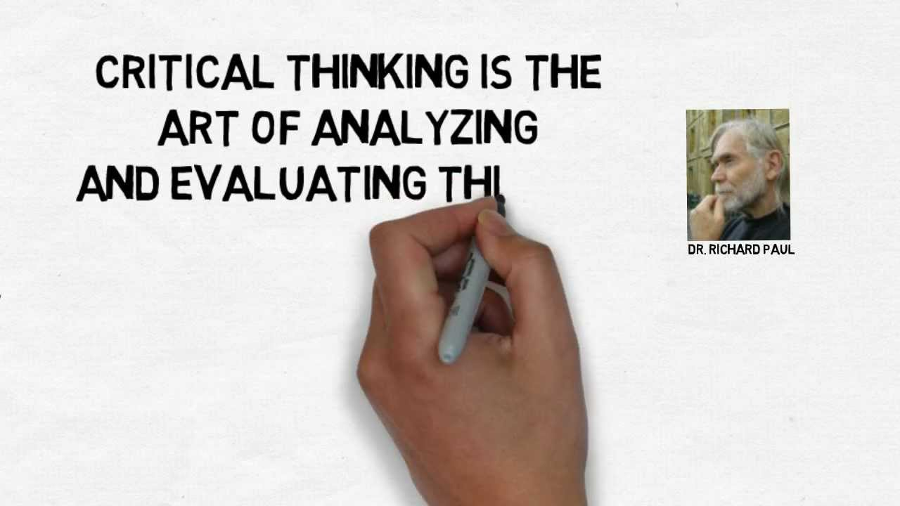 meaning of critical thinking