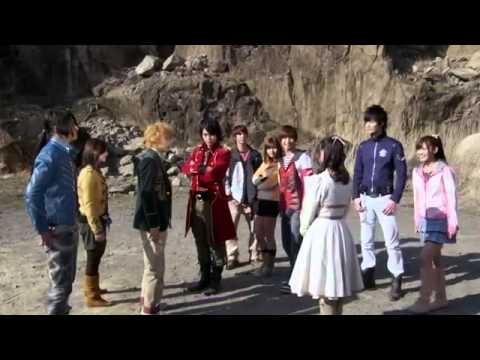 chanchay Gokaiger Goseiger Super Sentai 199 Hero Grand Battle