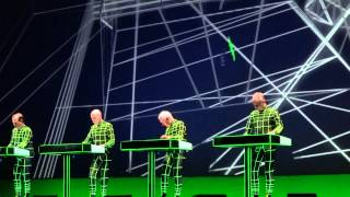 Kraftwerk. 3-D Concert Tour. Edmonton Jubilee Auditorium. September 16, 2015. Part 4 Of 4.