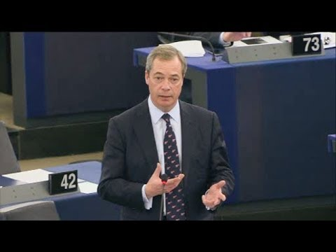 Farage: EU is Devaluing the Mediterranean to Third World Status