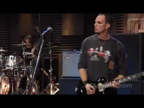 Creed: My Sacrifice Live on AOL Sessions