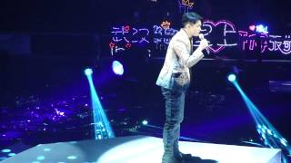 張敬軒 演唱會 2014 - 青春常駐 (譚玉瑛) YouTube 影片