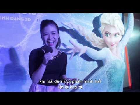 Frozen - Nữ Hoàng Băng Giá (3D Lồng Tiếng) - Họ đã nói gì sau khi xem Frozen?
