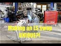 LS engine build for 280Z In the shop with Emily EP 31