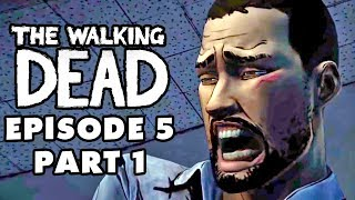 The Walking Dead Game Episode 5, Part 1 No Time Left