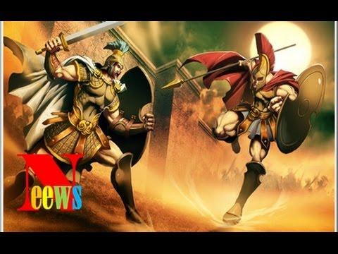 Top 3 anh hùng nổi tiếng châu Âu thời xưa