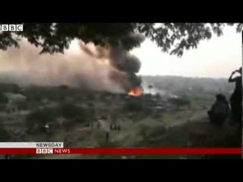 Burma riots: Footage shows anti-Muslim violence