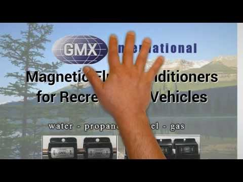GMX RV magnetic fluid conditioners