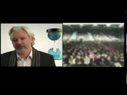 Julian Assange - SXSW - March 8 2014