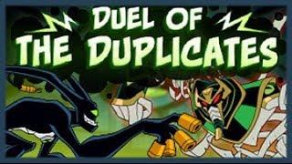 Ben 10 Duel Of The Duplicates Ben 10 Games