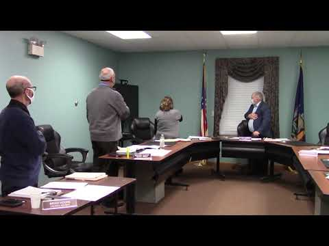 Champlain Town Board Meeting  12-8-20
