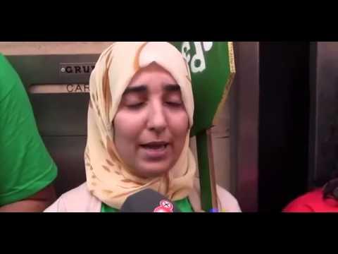 بالفيديو :  أسرار لا تعرفونها عن إبنة مدينة آسفي حليمة ماستر شيف زوجها عاطل عن العمل و البنك هدد بطردها من منزلها في إسبانيا