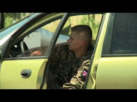 Ceasefire holds in Ukraine's flashpoint city of Slavyansk