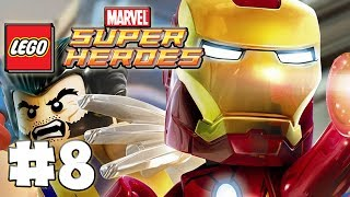 LEGO Marvel Superheroes Part 8 Rebooted, Re-suited